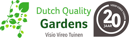 visio vireo tuinen 20 jaar logo