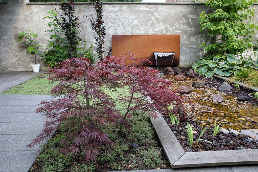 Cortenstaal Doorkijk Dutch Quality Gardens 3