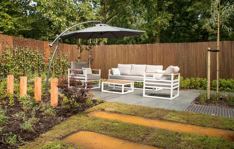 Cortenstaal Doorkijk Dutch Quality Gardens 4