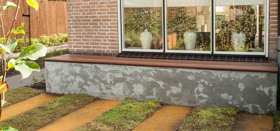 Cortenstaal Doorkijk Dutch Quality Gardens 5