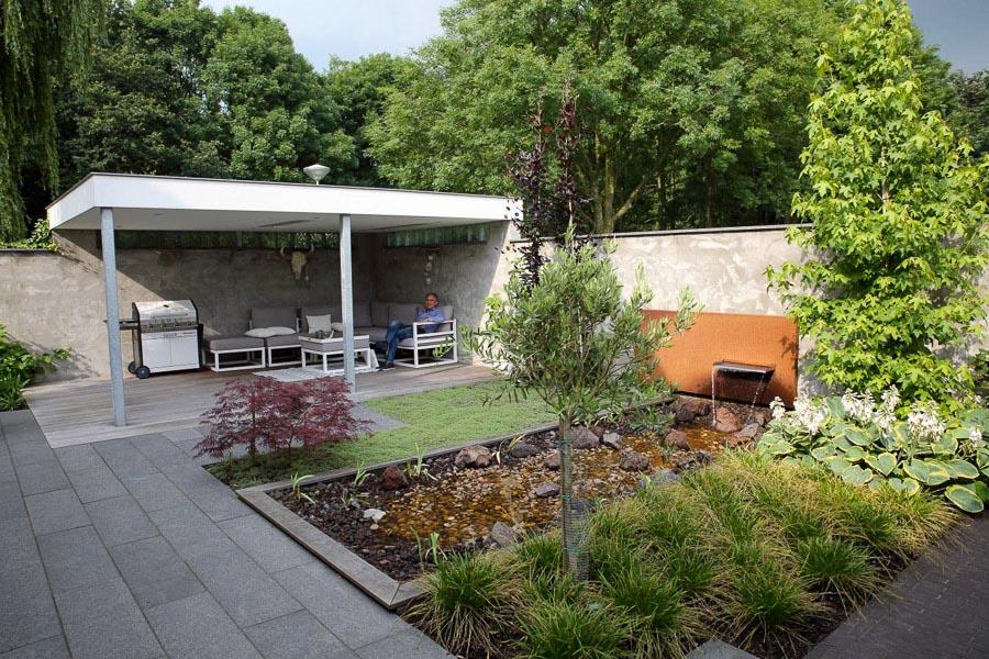 Cortenstaal Doorkijk Dutch Quality Gardens 6