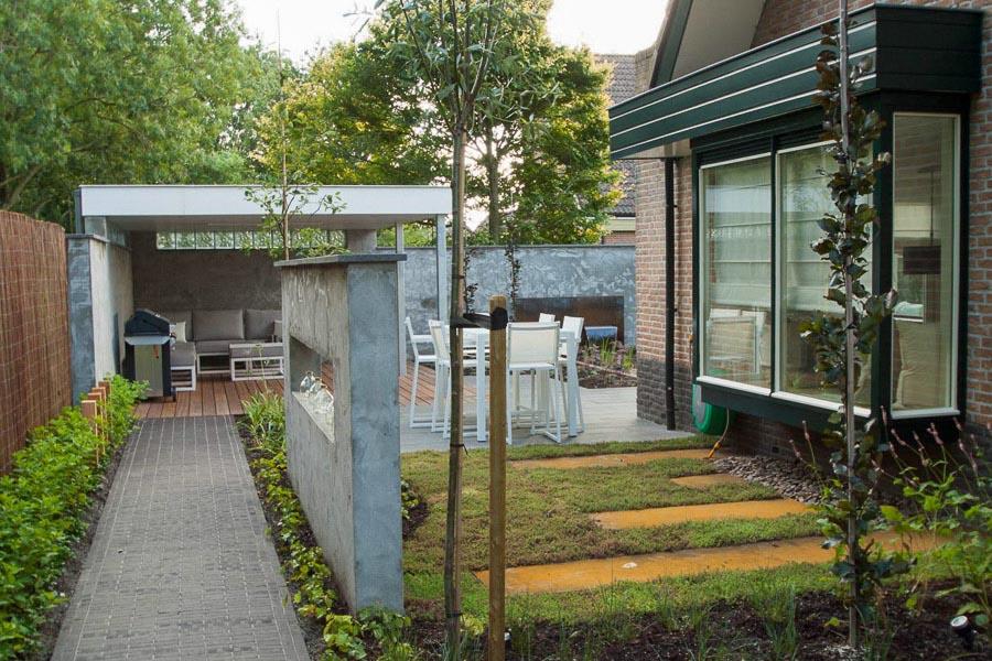 Cortenstaal Doorkijk Dutch Quality Gardens 9