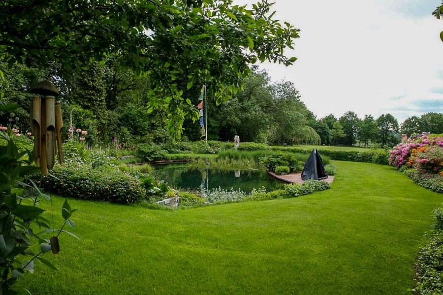 Genomineerde Zwemvijver Van 2017 Dutch Quality Gardens 2
