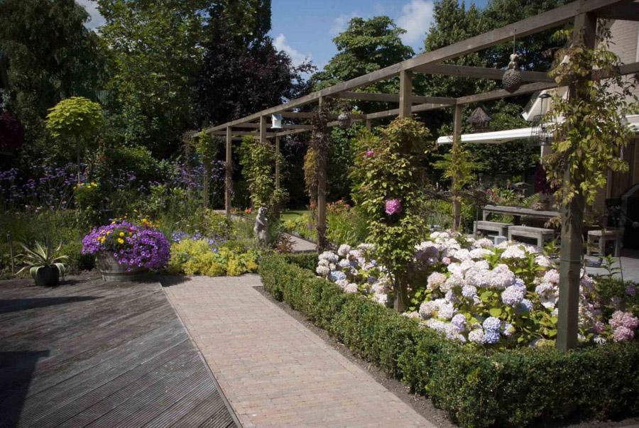 Klassieke Cottagetuin Dutch Quality Gardens 1