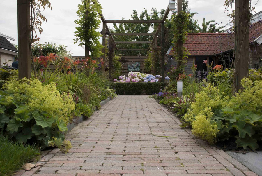 Klassieke Cottagetuin Dutch Quality Gardens 7