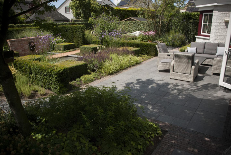 Klassieke Tuin Dutch Quality Gardens 4