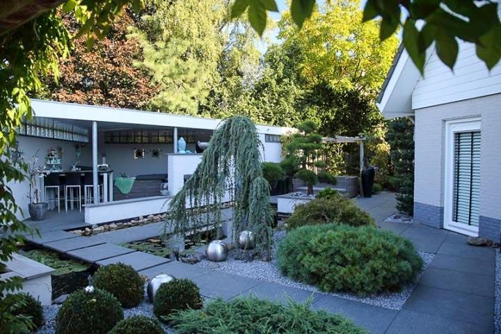 Modern En Strak Dutch Quality Gardens 5