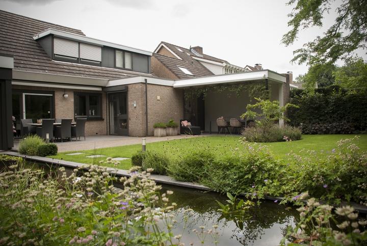 Moderne Bosaangrenzende Tuin Dutch Quality Gardens 5