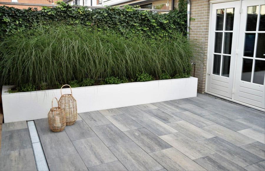 Moderne Achtertuin Met Stoere Uitstraling Dutch Quality Gardens 8
