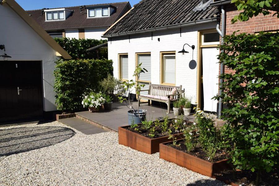 Moderne Boerderij Tuin Dutch Quality Gardens 9
