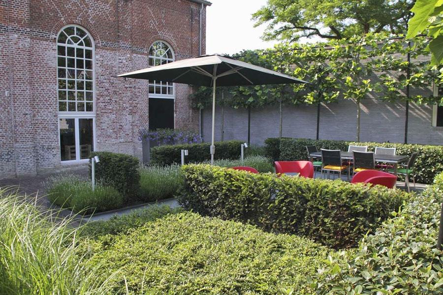 Moderne Stadstuin Bergen Op Zoom Dutch Quality Gardens 2
