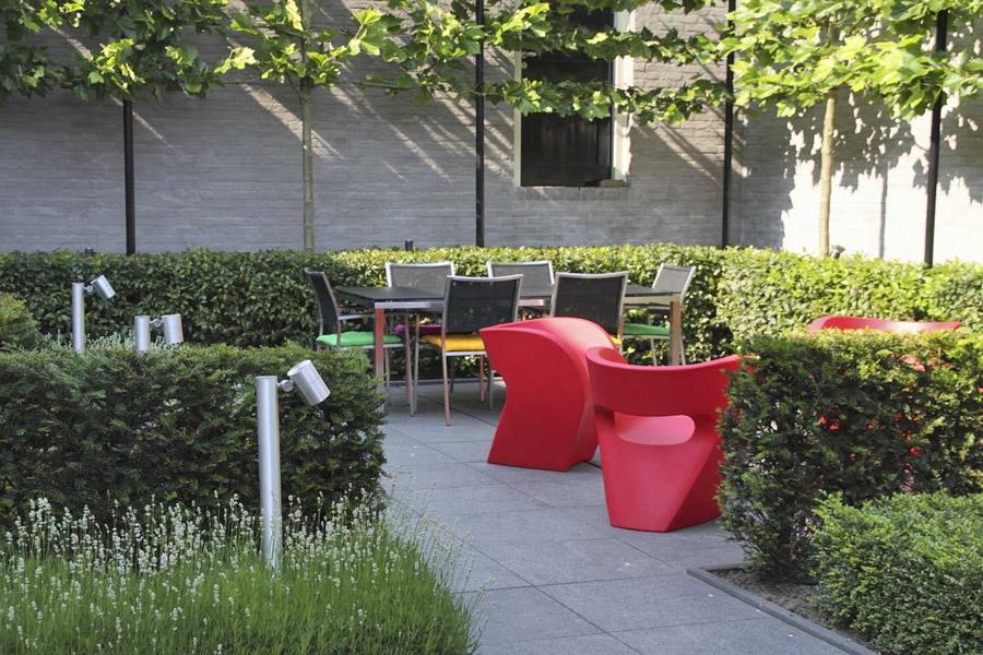 Moderne Stadstuin Bergen Op Zoom Dutch Quality Gardens 3