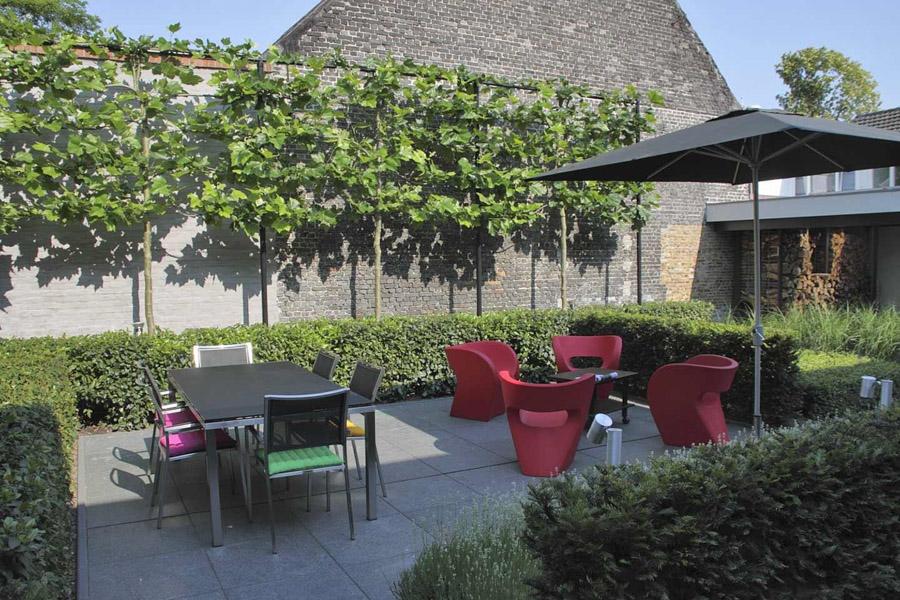 Moderne Stadstuin Bergen Op Zoom Dutch Quality Gardens 5