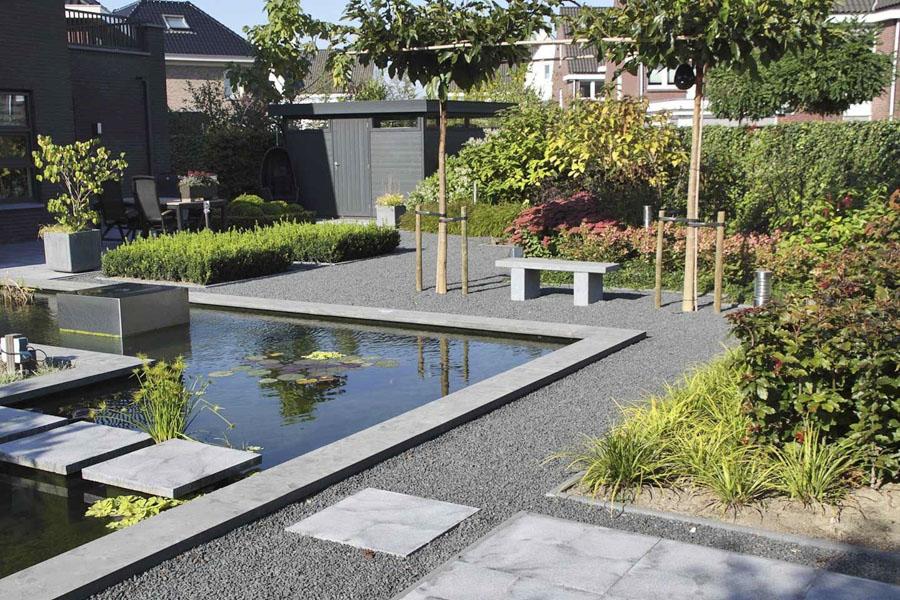 Moderne Tuin Halsteren Dutch Quality Gardens 2