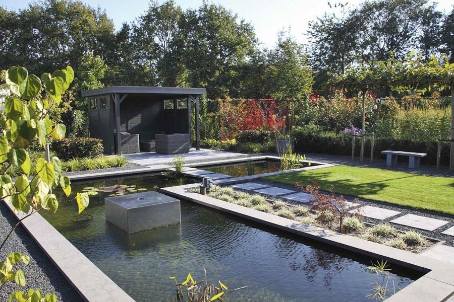 Moderne Tuin Halsteren Dutch Quality Gardens 5