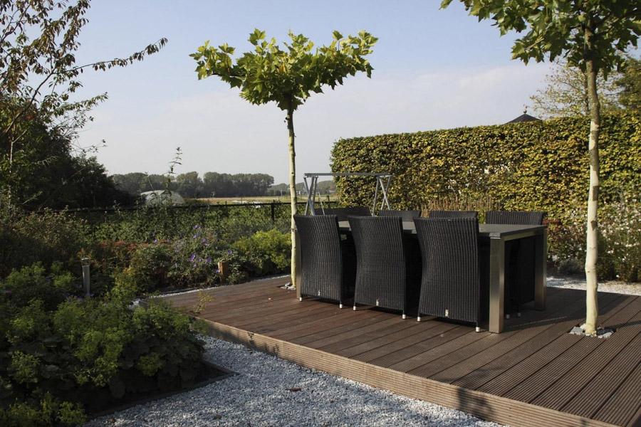 Moderne Tuin In Steenbergen Dutch Quality Gardens 2