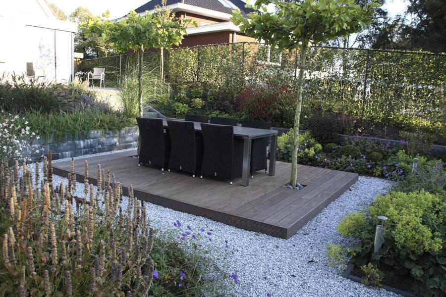 Moderne Tuin In Steenbergen Dutch Quality Gardens 3