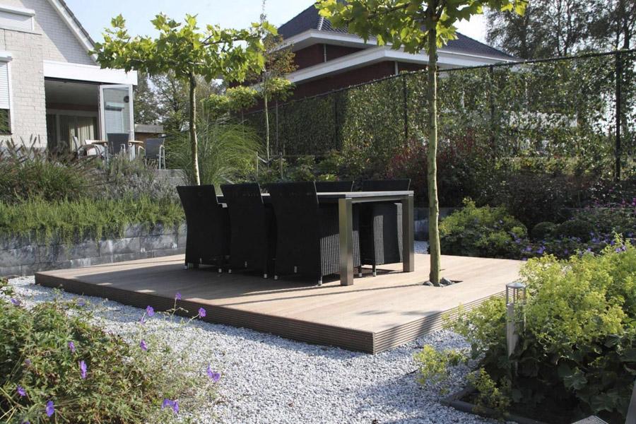 Moderne Tuin In Steenbergen Dutch Quality Gardens 4