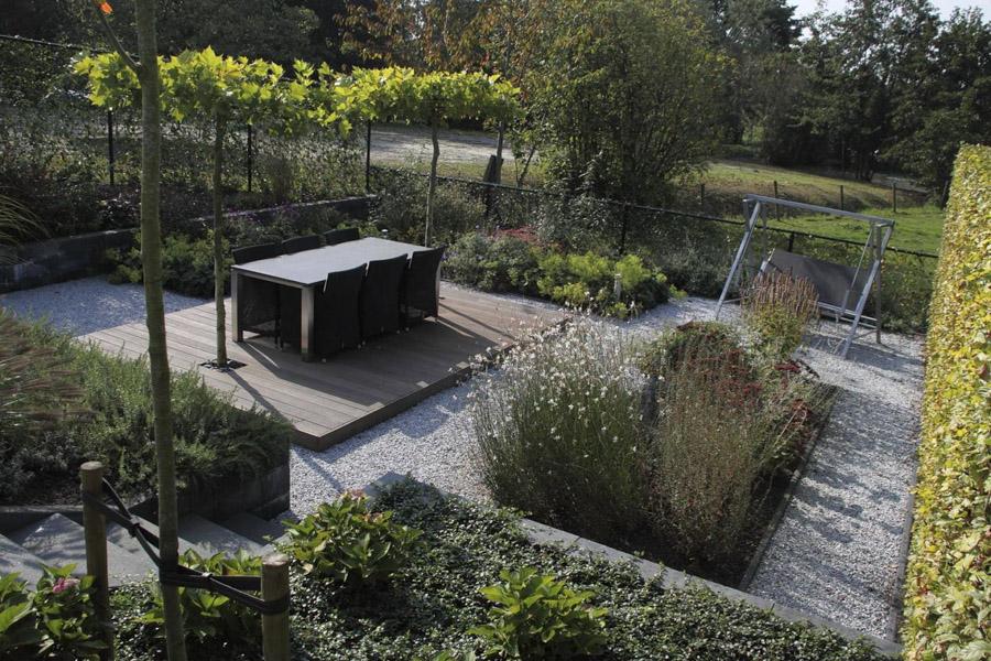 Moderne Tuin In Steenbergen Dutch Quality Gardens 5