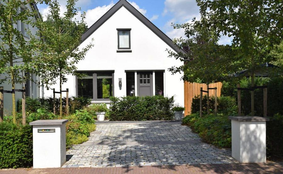 Oprit En Voortuin Zijn Een Dutch Quality Gardens 1