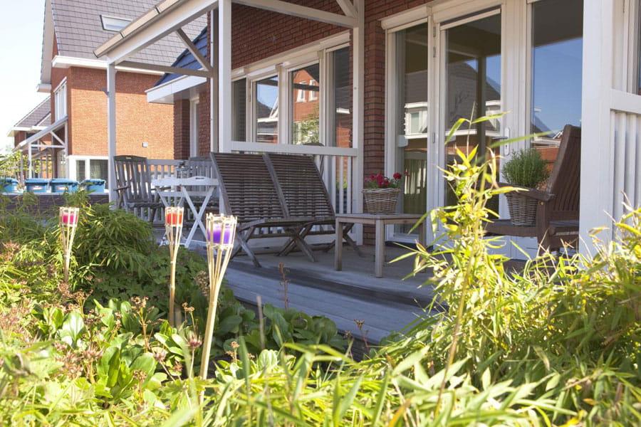 Sfeervolle Nieuwbouwtuin Dutch Quality Gardens 2