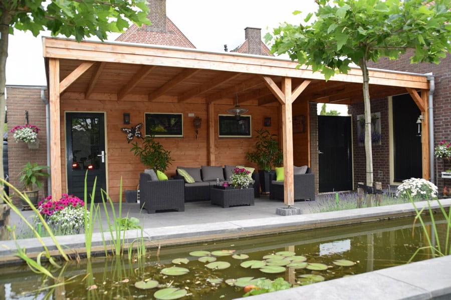 Uitzicht Op De Vijver Dutch Quality Gardens 1
