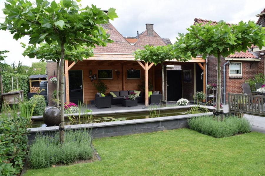 Uitzicht Op De Vijver Dutch Quality Gardens 11
