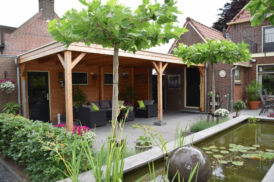 Uitzicht Op De Vijver Dutch Quality Gardens 4