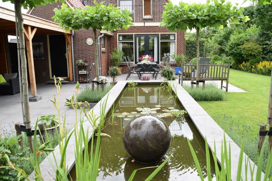 Uitzicht Op De Vijver Dutch Quality Gardens 9