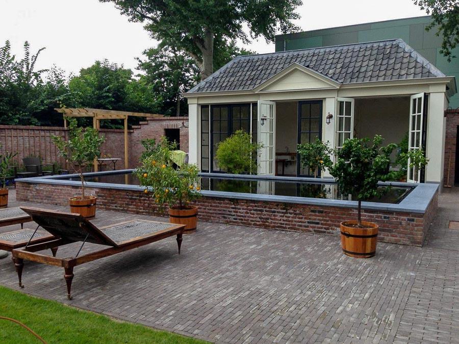 Verhoogde Zwemvijver Dutch Quality Gardens 1