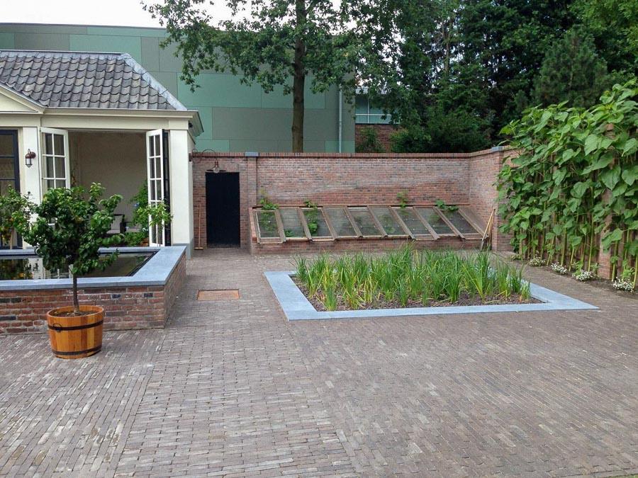 Verhoogde Zwemvijver Dutch Quality Gardens 3