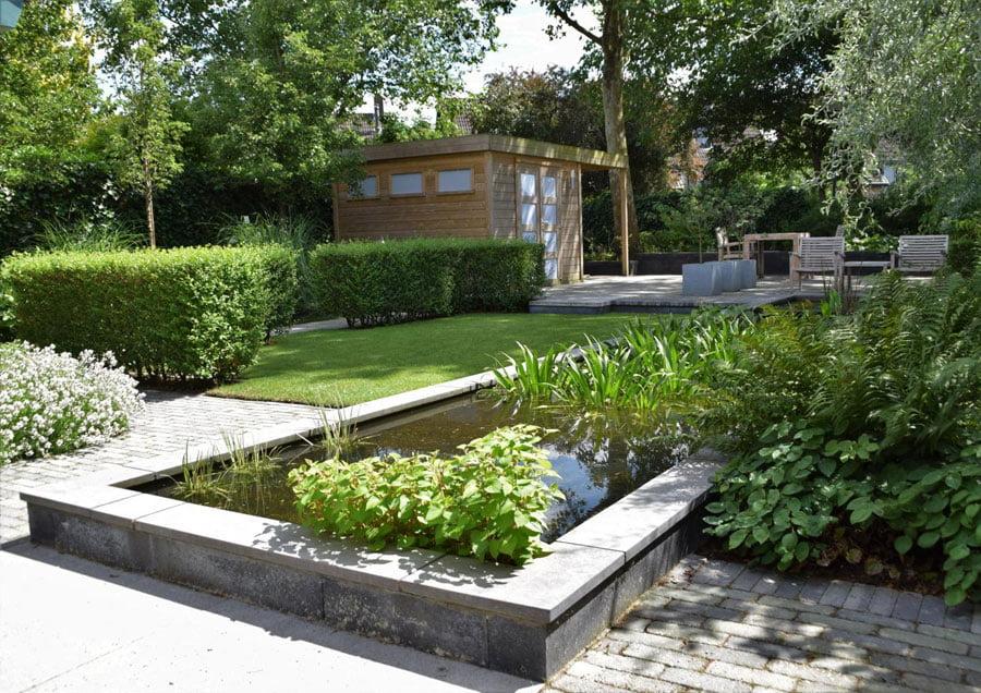 Vijver Als Verbinding Dutch Quality Gardens 1