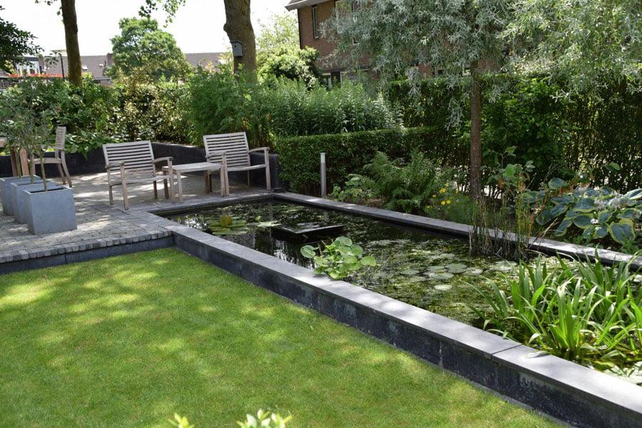 Vijver Als Verbinding Dutch Quality Gardens 5