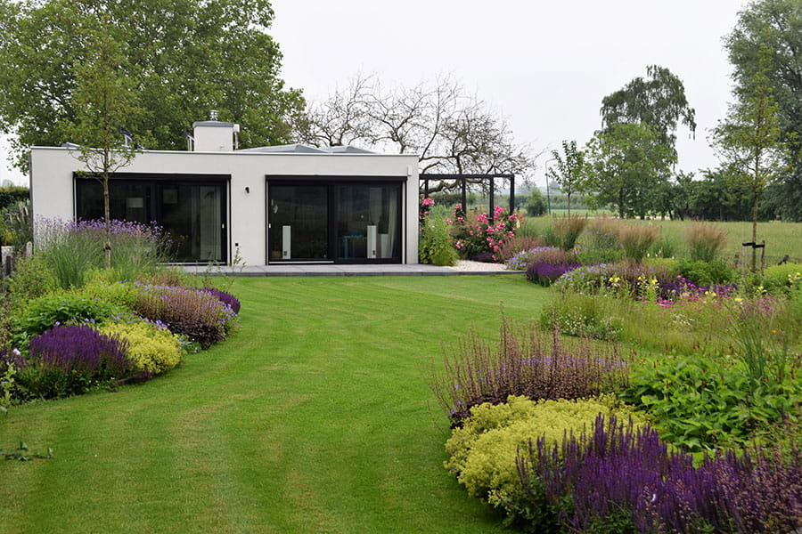 Dutch Quality Gardens Mocking Hoveniers Moderne Tuin Foto 2 Min