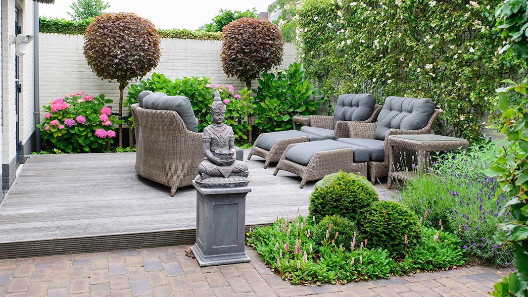 Dutch Quality Gardens Visio Vireo Klassieke Romantische Tuin In Roosendaal 4