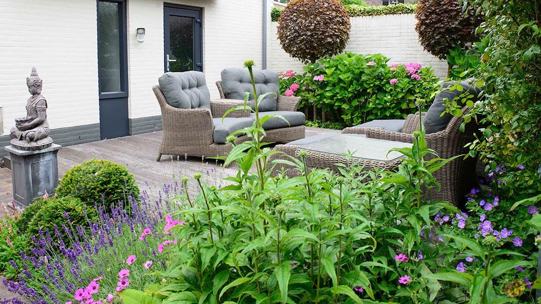 Dutch Quality Gardens Visio Vireo Klassieke Romantische Tuin In Roosendaal 5