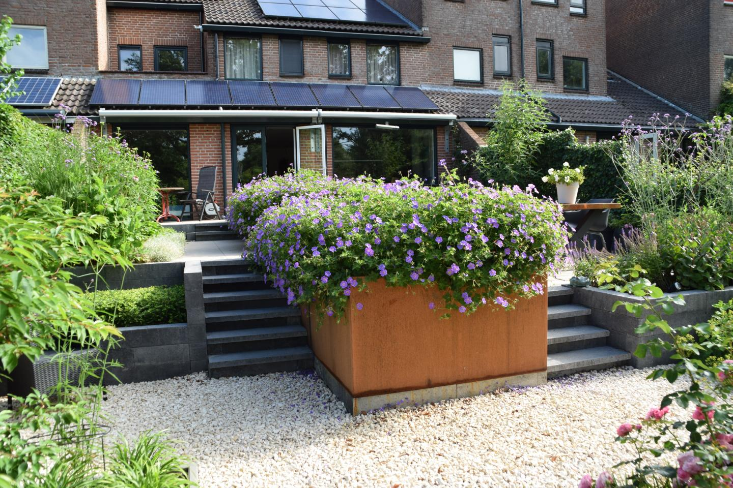 Dutch Quality Gardens Mocking Hoveniers Etage Tuin