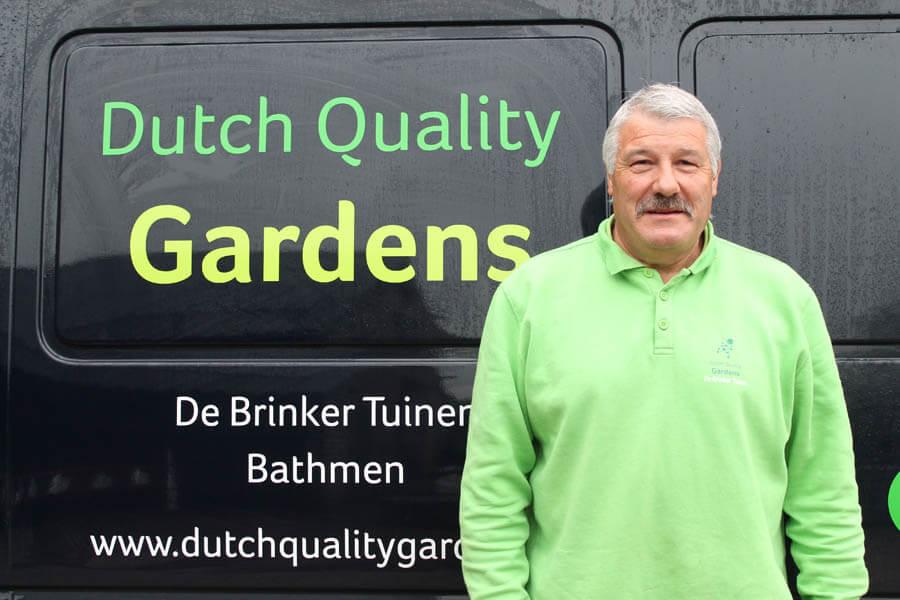 De Brinker Tuinen Medewerkers Joop Van Der Worp