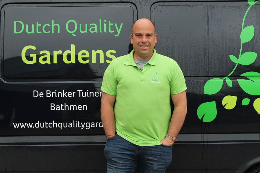 De Brinker Tuinen Medewerkers Marcel Nieuwenhuis