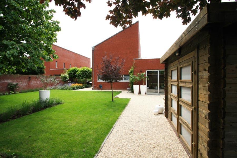 Modern En Robuust Dutch Quality Gardens De Lingebrug Hoveniers 1