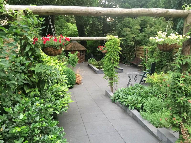 Rolstoeltoegankelijke Stadstuin De Brinker Tuinen 1