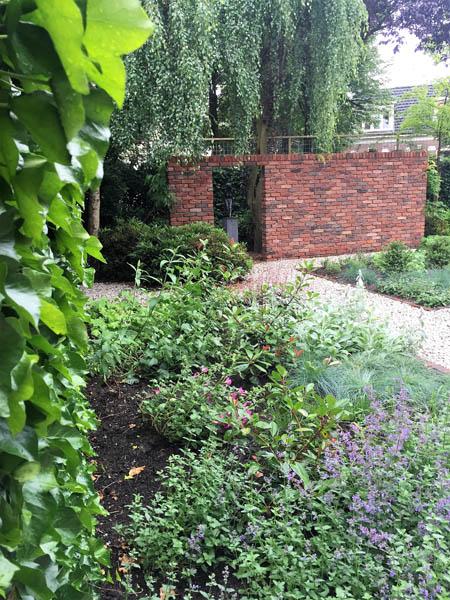 Romantische Stadstuin De Brinker Tuinen 10