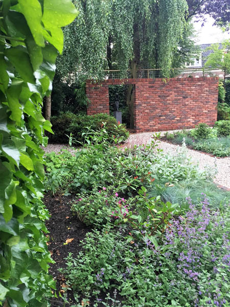 Romantische Stadstuin De Brinker Tuinen 11