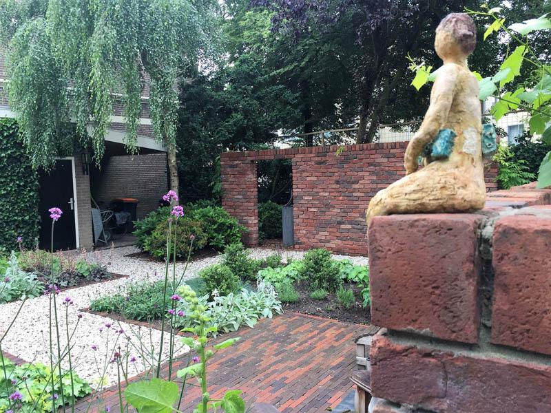 Romantische Stadstuin De Brinker Tuinen 7