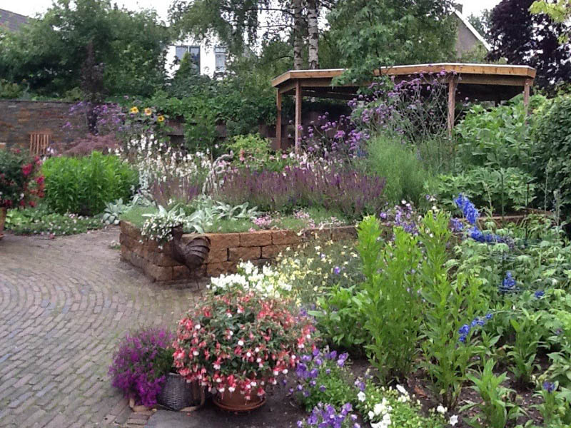 Tuin Apeldoorn De Brinker Tuinen 4
