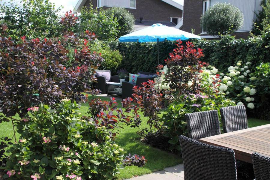 Natuurlijke Tuin Diepenveen De Brinker Tuinen 1
