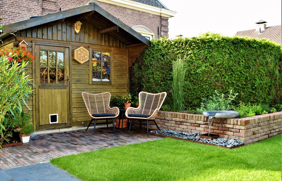 Vriendelijke Stadstuin Dutch Quality Gardens 1