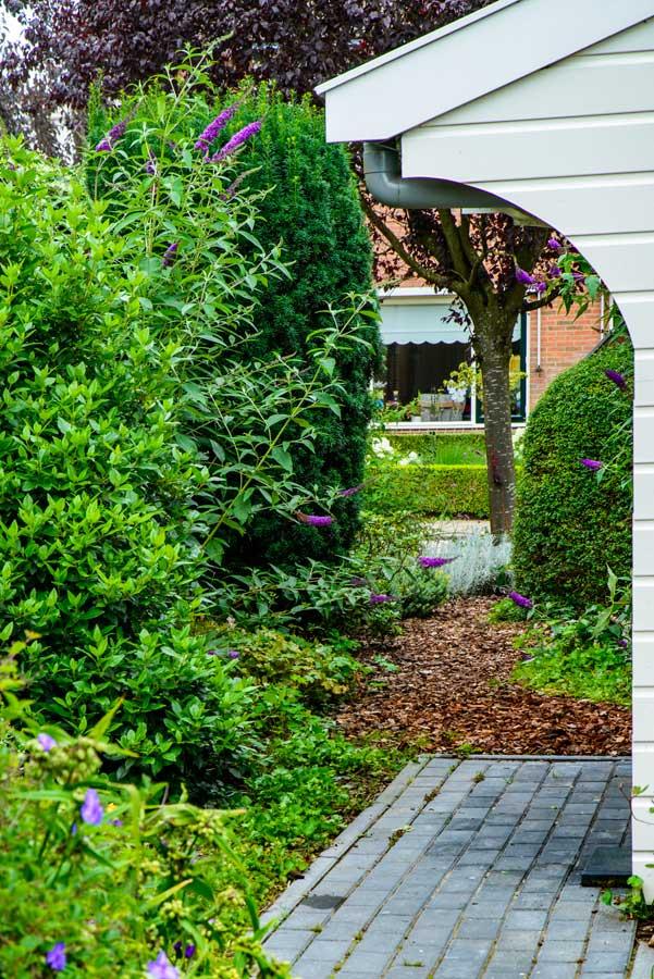 Klassieke Groene Tuin Eshuis Hoveniers 16