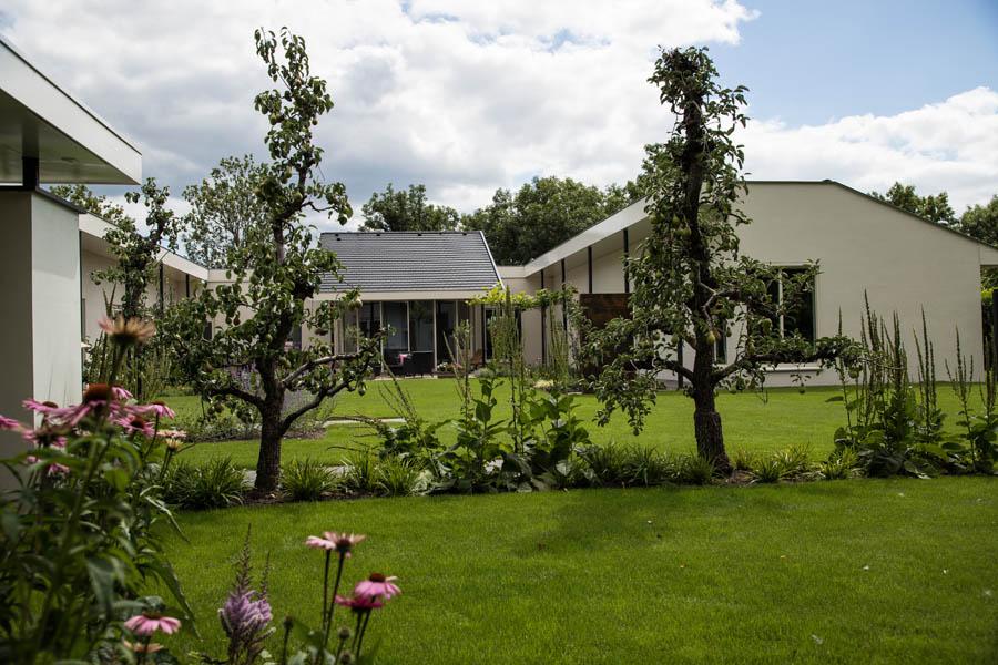 Modern Strakke Binnentuin Dutch Quality Gardens De Lingebrug 12