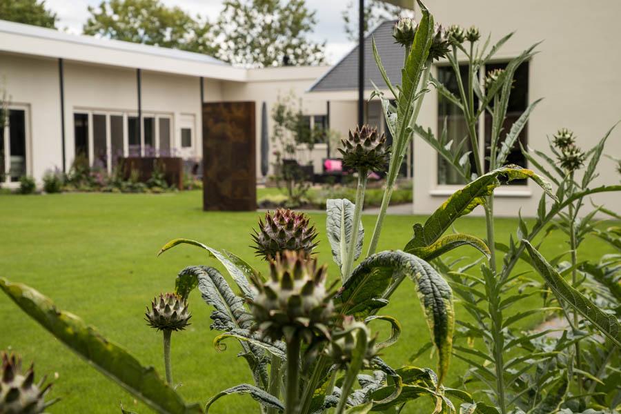 Modern Strakke Binnentuin Dutch Quality Gardens De Lingebrug 13